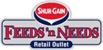 Creekside Equestrian Center Inc Show Sponsor - Shur-Gain Feeds n' Needs